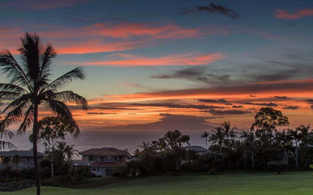 Wailea Fairway Villas T-202 Just Listed!