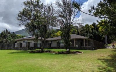 Just Sold! 2173 Mahinakea Street in Wailuku Country Estates