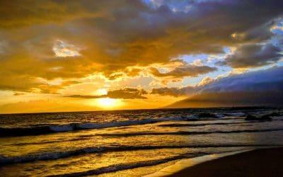 Maui Sunset at Kamaole III