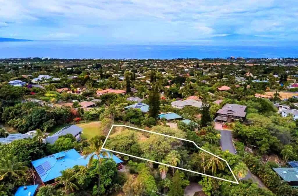 Sold! 750 Lanina Pl, Maui Meadows Lot in Kihei, HI